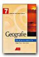Geografie. Manual Pentru Clasa A Vii-a - ARMAS Iuliana, POSEA Grigore