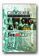 Geografie.manual Pentru Clasa A 9-a-x4 - ARMAS Iuliana, POSEA Grigore