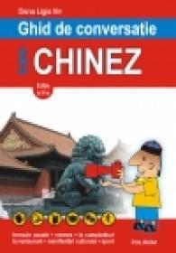 Ghid de conversatie roman-chinez - Dana Ligia Ilin