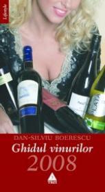Ghidul vinurilor 2008 - Dan-Silviu Boerescu