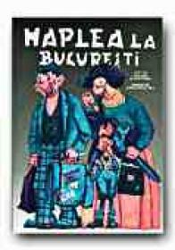 Haplea La Bucuresti - BATZARIA Nicolae (Mos Nae), Ilustr. IORDA Marin (Iordache), Geo