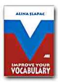 Improve Your Vocabulary - SLAPAC Alina