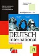 Limba Germana (deutsch International 3). Manual - Clasa A Xi-a (l3) - J?rgen Weigmann, Karl Heinz Bieler, Sylvie Schenk