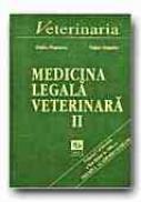 Medicina Legala Veterinara - Vol. Ii - ENACHE Traian, POPESCU Ovidiu