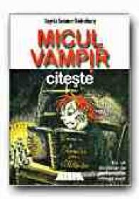 Micul Vampir Citeste (8) - SOMMER-BODENBURG Angela, Ilustr. GLIENKE Amelie,Trad. DINULESCU Dragos