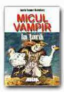 Micul Vampir La Tara (4) - SOMMER-BODENBURG Angela, Ilustr. GLIENKE Amelie, Trad. DINULESCU Dragos
