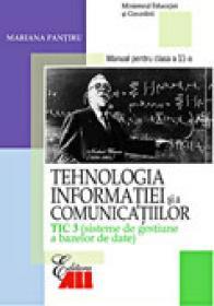 Tehnologia Informatiei si A Comunicatiilor -tic 3<br /> (sisteme De Gestiune A Bazelor De Date) - PANTIRU Mariana