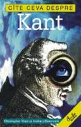 Cite ceva despre Kant - Christopher Want, Andrzej Klimowski