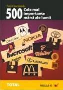 500 Cele Mai Importante Marci Ale Lumii - Czartowski Tory