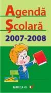 Agenda Scolara.2007-2008 - Lobaza Marius, Lobaza Daniela