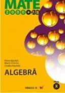 Algebra. Clasa A X-a - Chirciu Marin, Nachila Petre, Nachila Catalin