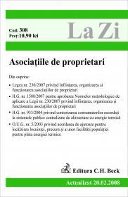 Asociatiile De Proprietari (actualizat La 20.02.2008). Cod 308 - ***