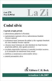 Codul Silvic (actualizat La 01.06.2007). Cod 279 - ***
