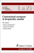 Contenciosul European Al Drepturilor Omului (actualizat La 01.06.2006). Cod 221 - ***