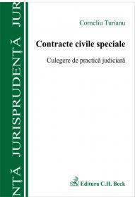 Contracte Civile Speciale - Turianu Corneliu
