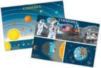 Cosmosul (2 Planse)  - colectiv Aramis