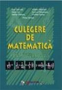 Culegere De Matematica. Clasa A V-a  - Petre Simion si Colectiv