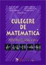 Culegere De Matematica. Clasa A Vi-a  - Petre Simion si Colectiv