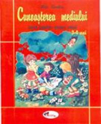 Cunoasterea Mediului - Grupa Mica 3-4 Ani  - Alice Dumitru