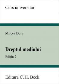 Dreptul Mediului. Editia 2 - Dutu Mircea