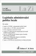 Legislatia Administratiei Publice Locale (actualizat La 01.09.2007). Cod 287 - ***