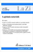 Legislatie Notariala (actualizat La 01.11.2007). Cod 295 - ***