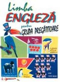 Limba Engleza Pentru Gradinita  - Cristina Johnson