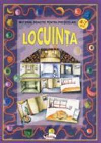 Locuinta (joc Didactic)  - Adriana Manolache,  Cornelia Dragomir, Mariana Petre, Lili Soare