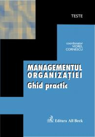 Managementul Organizatiei - Cornescu Viorel