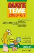 Matematica. Clasa A Vi-a. Partea I - Alexandrescu Petrus, Fainisi Dorela, Lobaza Marius, Oprisescu Liviu, Popa Nicoleta