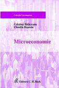Microeconomie - Balaceanu Cristina, Bentoiu Claudia