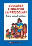 Set Educarea Limbajului (carte + 12 Planse)  - colectiv Aramis