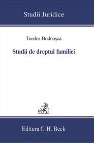 Studii De Dreptul Familiei - Bodoasca Teodor