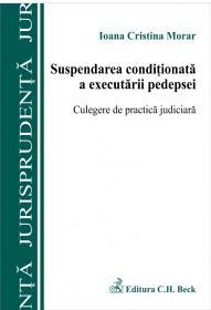 Suspendarea Conditionata A Executarii Pedepsei - Morar Ioana Cristina