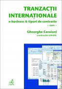Tranzactii Internationale. E-business & Tipuri De Contracte - Curs - Caraiani Gheorghe
