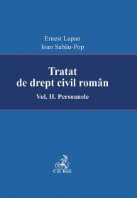 Tratat De Drept Civil Roman. Volumul Ii. Persoanele. Editia I - Lupan Ernest, Sabau-Pop Ioan