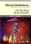 Un Loc Bun Sa Te Sinucizi - Sandulescu Mircea