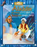Aladin si lampa fermecata - Paul Stewart, Chriss Riddell