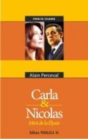 CARLA & NICOLAS. MIRII DE LA ELYSEE - ALAIN PERCEVAL