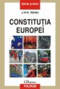 Constitutia Europei - J. H. H. Weiler