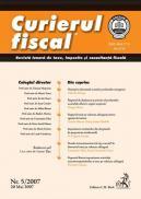 Curierul fiscal, nr. 5/2007 - Paul Stewart, Chriss Riddell
