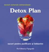 Detox Plan - Paul Stewart, Chriss Riddell