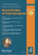 Revista Romana de Drept International, Nr.4/2007 - Paul Stewart, Chriss Riddell