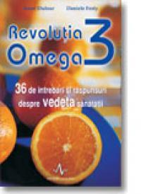 Revolutia omega 3 - Anne Dufour, Daniele Festy