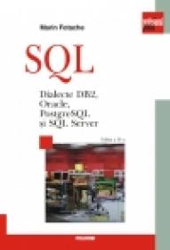 SQL. Dialecte DB2, Oracle, PostgreSQL si SQL Server - Marin Fotache
