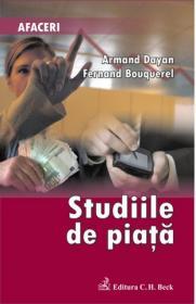 Studiile de piata - Dayan Armand , Bouquerel Fernand