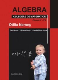 Algebra. Culegere de matematica. Clasele V-VIII - Otilia Nemes