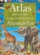 Atlas pentru copii despre habitatele animalelor - Francisco Arredondo