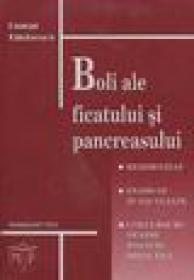 Boli ale ficatului si pancreasului - Coman Tanasescu
