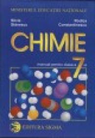 Chimie. Manual (cls. a VII-a) - Silvia Stanescu Si Rodica Constantinescu
